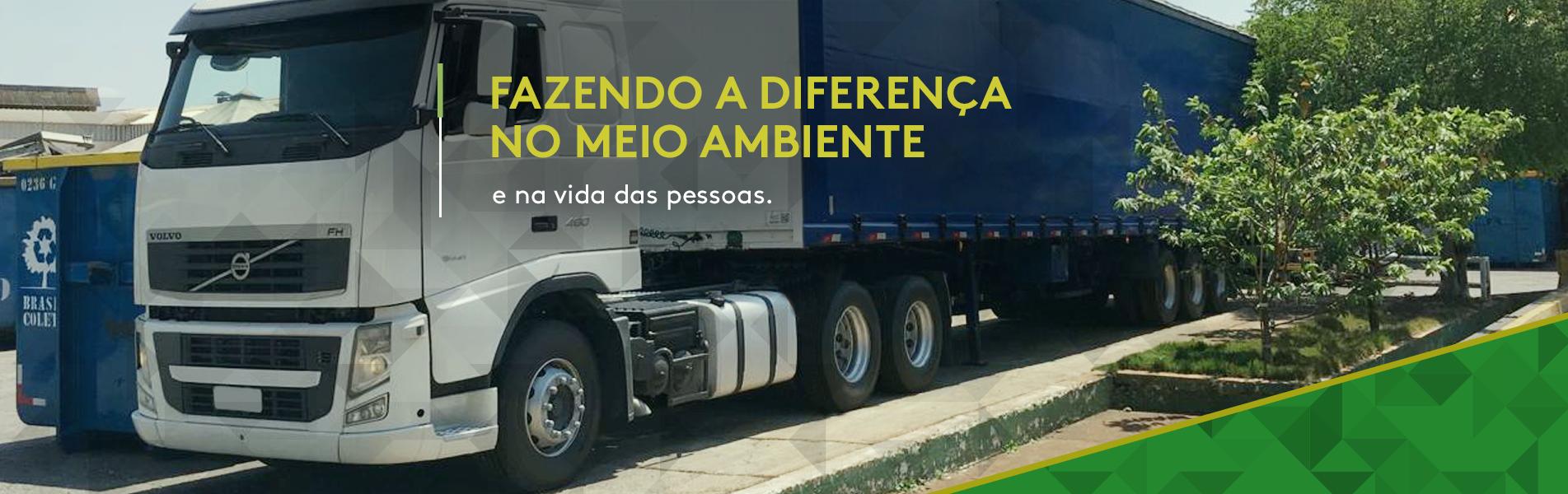 A Empresa | Brasil Coleta